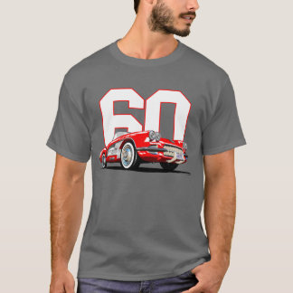 T-shirt 1960 de Corvette