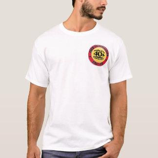 T-shirt 1962 âgé à la perfection