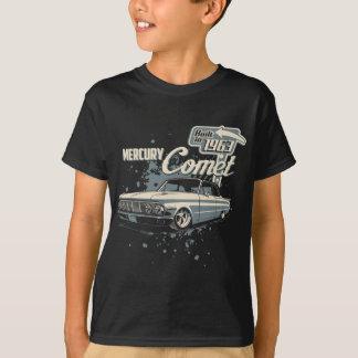 T-shirt 1963 comète de Mercury - cru