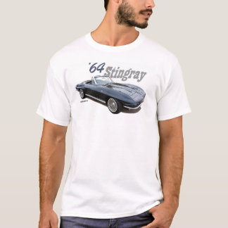 T-SHIRT 1964 de pastenague de Corvette