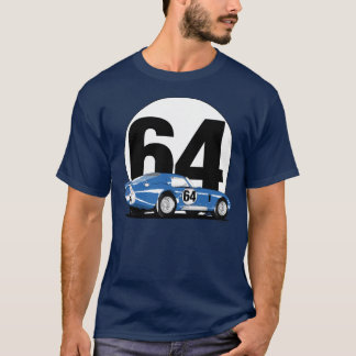 T-shirt 1964 de Shelby Daytona