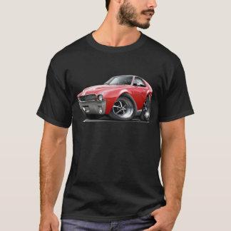 T-shirt 1968-69 voiture Rouge-Blanche d'AMX