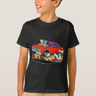 T-shirt 1968-71 voiture de rouge de dard de Dodge