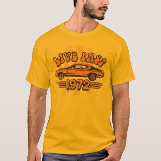 T-shirt 1972 de graphique de GS de Buick