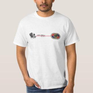 T-shirt 1974 vintage du motocross do-it-yourself