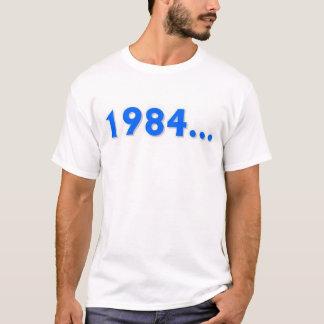 T-shirt 1984… n'oublient jamais