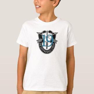 T-shirt 19ème Crête de groupe de forces spéciales
