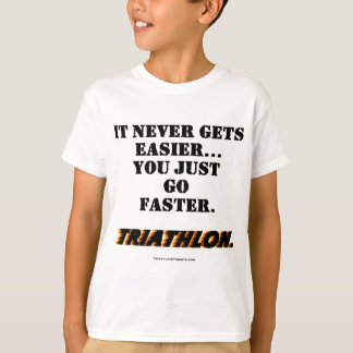 T-shirt 1 de triathlon