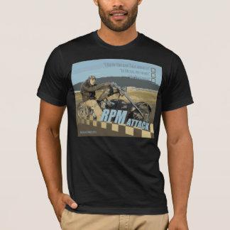 T-shirt 1B de T/MN-Attaque