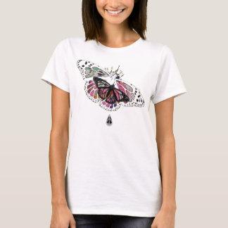 """T-shirt 1PEACE """"papillon de papillon """""""