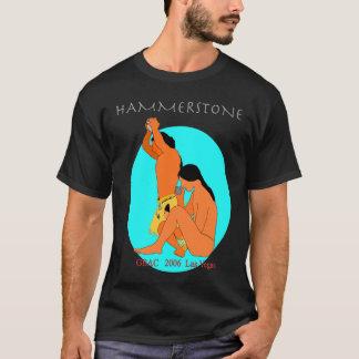 T-shirt 2006 de bande de Hammerstone