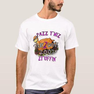 T-shirt 2007 de Thankzgiving