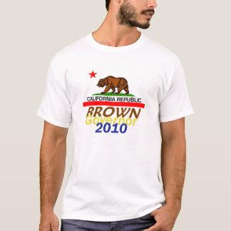 T-shirt 2010 de Jerry BROWN