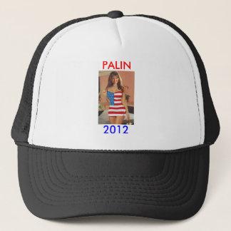 T-shirt 2012 drôle de Palin de casquette de Palin
