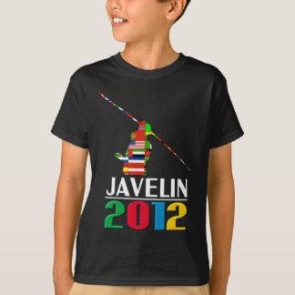 T-shirt 2012 : Javelot