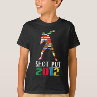 T-shirt 2012 : Tir mis