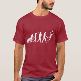 T-shirt 2014 de transitoire d'évolution du