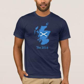 T-shirt 2014 écossais de référendum