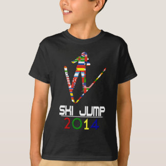 T-shirt 2014 : Saut à skis
