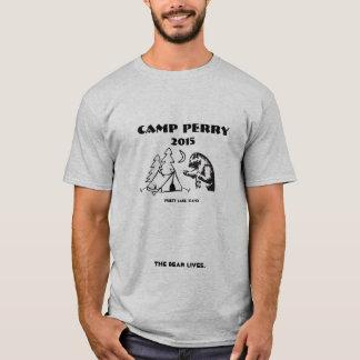 T-shirt 2015 de Perry de camp
