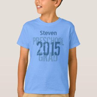 T-shirt 2015 ou toutes coutumes préscolaires v11B de