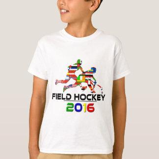 T-shirt 2016 : Hockey de champ