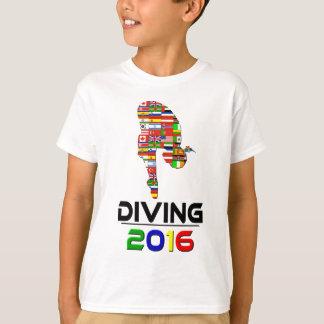 T-shirt 2016 : Plongée