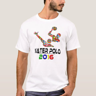 T-shirt 2016 : Polo d'eau