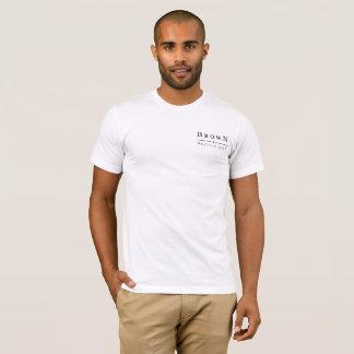 T-shirt 2017 de la Réunion de famille de Brown