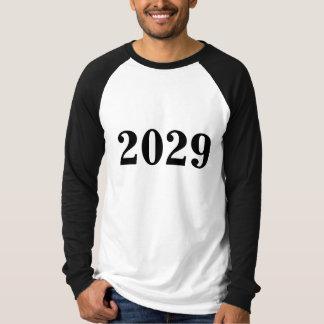 T-shirt 2029 de singularité