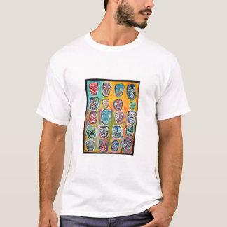 T-shirt 20 visages