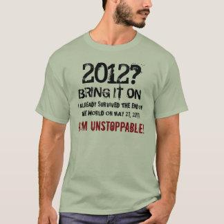 T-shirt 21 mai 2011 je suis chemise imparable