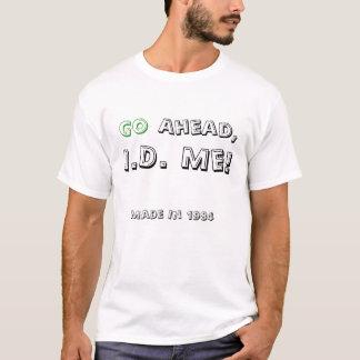T-shirt 21ème Anniversaire !