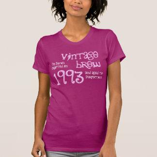 T-shirt 21ème Framboise vintage de Brew du cadeau