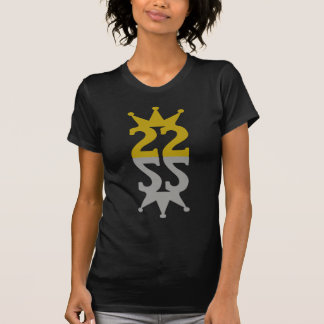 T-shirt 22-Crown-Reflection