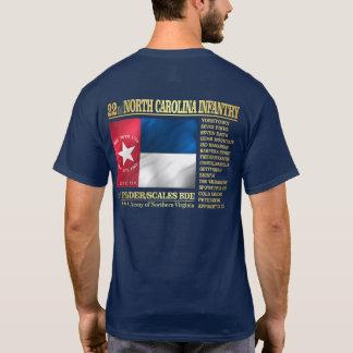 T-shirt 22ème Infanterie de la Caroline du Nord (BA2)