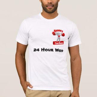 T-shirt 24 chemises de Wod d'heure