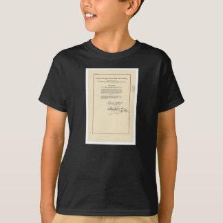 T-shirt 26ème constitution des États-Unis d'amendement