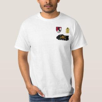 T-shirt 2/11th Chemise de voie de lance-flammes d'ACR M132