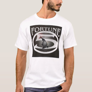 T-shirt 2 de la fortune 5