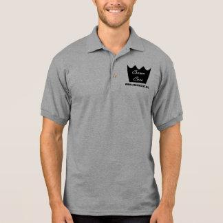 T-shirt 2 de polo - répliques de couronne