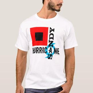 T-shirt 2 de Sandy d'ouragan