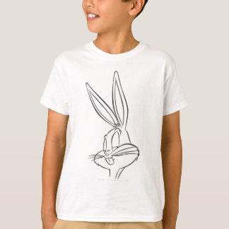 T-shirt ™ 2 expressifs de BUGS BUNNY