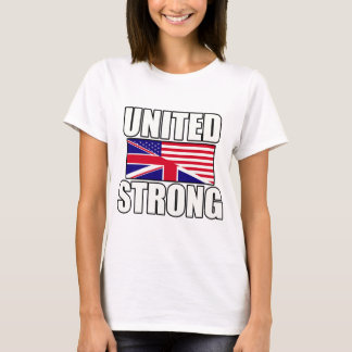 T-shirt 2 forts unis