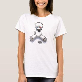 T-shirt 2 Hearted cassés