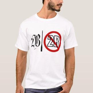 T-shirt 2B ou pas lumière 2B