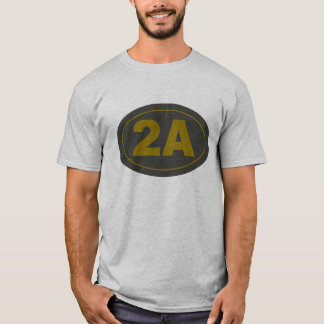 T-shirt 2ème Amendement