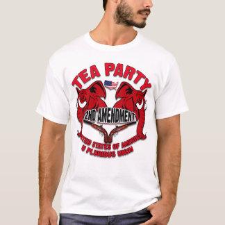 T-shirt 2ème amendement de thé