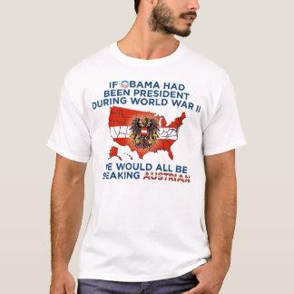 T-shirt 2ÈME GUERRE MONDIALE de courrier de Nobama -