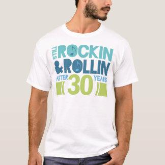 T-shirt 30ème Cadeau de mariage d'anniversaire